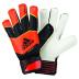 adidas Predator Fingersave Replique Soccer Goalie Glove (Solar Red)