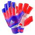 adidas  Predator  Zone Ultimate Fingersave Soccer Goalie Glove (Flare)