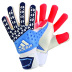 adidas  ACE Zones Pro Soccer Goalkeeper Glove (Red/Blue)