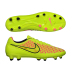 Nike Magista  Orden FG Soccer Shoes (Volt/Black/Punch)