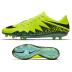Nike  HyperVenom Phatal  II FG Soccer Shoes (Volt/Turquoise)