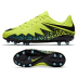 Nike Youth HyperVenom Phelon II FG Soccer Shoes (Volt/Black)