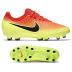 Nike Youth  Magista Onda  FG Soccer Shoes (Total Crimson/Citrus)