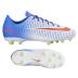 Nike Youth Mercurial Vapor XI FG Soccer Shoes (White/Crimson)