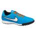 Nike Tiempo Genio  Turf Soccer Shoes (Neo Turq/Crimson) - SALE: $59.50