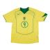 Nike Brasil / Brazil Long Sleeve Soccer Jersey (Home 2004/05)
