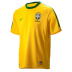Nike Brasil / Brazil Soccer Jersey (Home 2010/11)