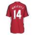 Nike Arsenal Walcott #14 Soccer Jersey (Home 2009/10)