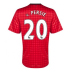 Nike Manchester United van Persie Soccer Jersey (Home 2012/13)