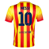 Nike Barcelona Messi #10 Soccer Jersey (Away 2013/14)