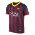 Nike Youth  Barcelona  Soccer Jersey (Home 2013/14)