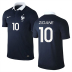 Nike  France  Zidane #10 World Cup 2014 Soccer Jersey (Home)