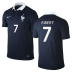 Nike  France  Ribery #7 World Cup 2014 Soccer Jersey (Home) - SALE: $94.50