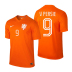 Nike Holland van Persie #9 World Cup 2014 Soccer Jersey (Home)