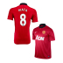 Nike Manchester United Mata #8 Soccer Jersey (Home 2013/14)