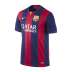 Nike Youth Barcelona Soccer Jersey (Home 14/15)
