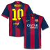 Nike  Barcelona  Messi #10 Soccer Jersey (Home 2014/15) - SALE: $94.50
