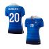 Nike Womens  USA Wambach #20 Soccer Jersey (Away 2015/16)