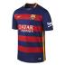 Nike  Barcelona  Soccer Jersey (Home 2015/16) - $89.99