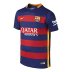 Nike Youth  Barcelona  Soccer Jersey (Home 2015/16)