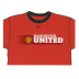 Nike Manchester United Ringer Soccer Tee (Red)