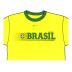 Nike Brasil / Brazil Soccer Ringer Tee