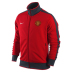 Nike Manchester United N98 Soccer Track Top (Red)