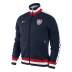 Nike  USA Authentic N98 Soccer Track Top (Obsidian - 2013)
