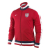 Nike  USA Authentic N98 Soccer Track Top (Sport Red - 2013)