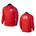 Nike Youth  USA  World Cup 2014 Authentic N98 Soccer Track Top (Red)