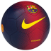 Nike Barcelona Prestige Soccer Ball (Blue/Red/Yellow)