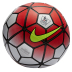 Nike  Ordem  3 Premier League Match Soccer Ball (Bright Crimson)