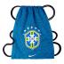 Nike Brasil / Brazil WC2014 Allegiance 2.0 Soccer Gymsack (Blue)
