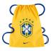 Nike Brasil / Brazil WC2014 Allegiance 2.0 Soccer Gymsack (Yellow)