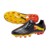 Puma Powercat 2.10 FG Soccer Shoes (Black/Yellow/Orange)