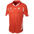 Puma Switzerland Soccer Jersey (Home 2010/12)