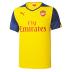 Puma  Arsenal Soccer Jersey (Away 2014/15) - SALE: $79.50