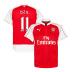 Puma  Arsenal  Ozil #11 Soccer Jersey (Home 2015/16) - SALE: $94.50