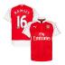Puma  Arsenal  Ramsey #16 Soccer Jersey (Home 2015/16) - SALE: $92.50