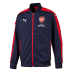 Puma Arsenal Stadium Soccer Jacket (Navy/Red)