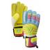 Vizari Santos FRF Soccer Goalkeeper Gloves (Yellow/Blue)