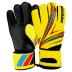 Vizari Rimo FRF Soccer Goalkeeper Gloves (Yellow/Black)