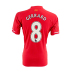 Warrior  Liverpool Gerrard #8 Soccer Jersey (Home 2013/14) - SALE: $89.50