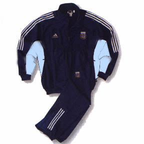 Adidas Argentina AFA 02 Training Suit
