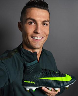 Nike CR7 Discovery Selfie!