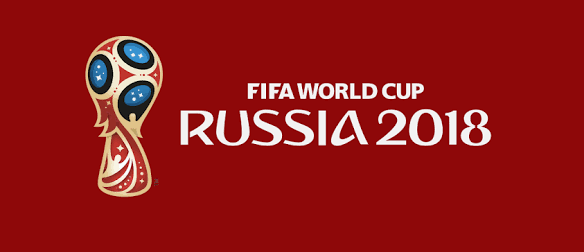 World Cup 2018 Red Logo
