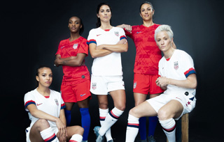 Official USWNT Soccer Gear!