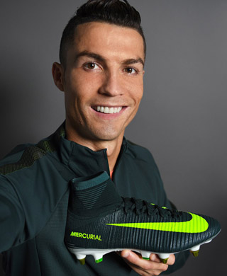 Nike CR7 Discovery Selfie!