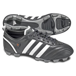 adidas Womens Telstar 2 FG-W Soccer Shoes (Grey/White)