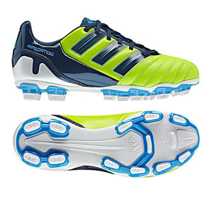 adidas Youth Predator Absolado TRX FG Soccer Shoes (Slime)